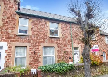 Thumbnail 2 bedroom terraced house for sale in Glenmore Road, Minehead