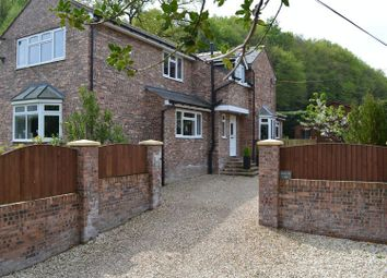Thumbnail 4 bedroom detached house for sale in Singrett Hill, Llay, Wrexham