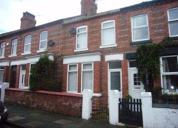Thumbnail 2 bed terraced house to rent in Trafalgar Drive, Bebington, Wirral, Merseyside