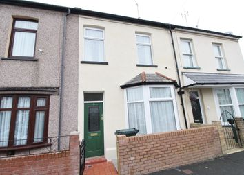 Thumbnail 2 bed terraced house for sale in Exeter Road, Newport