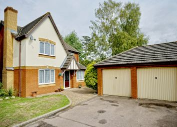 Thumbnail 4 bed detached house for sale in The Maltings, Eaton Socon, St. Neots