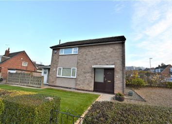 Thumbnail 3 bed detached house for sale in Fairburn Drive, Garforth, Leeds