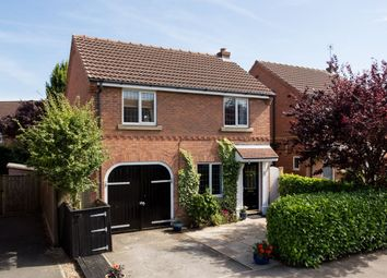 Thumbnail 3 bed detached house for sale in Chatsworth Avenue, Strensall, York