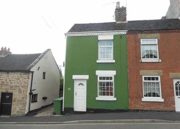 Thumbnail 2 bed terraced house to rent in Queen Street, Belper