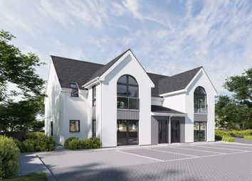 Thumbnail 2 bed flat for sale in Drummond Cresent, Inverness
