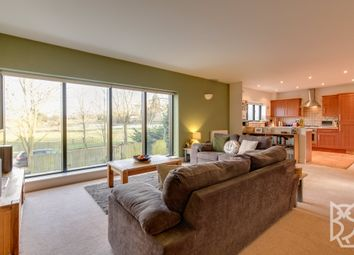 Thumbnail 2 bed flat for sale in Somersham, Ipswich, Suffolk
