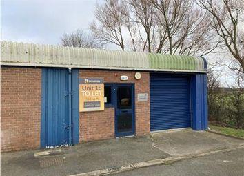 Thumbnail Industrial to let in Unit 16, Tir Llwyd Enterprise Park, Kinmel Bay, Rhyl, Conwy