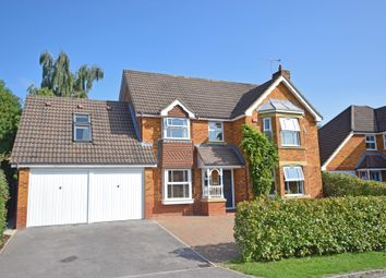 Camus Close, Church Crookham, Fleet GU52. 5 bed detached house