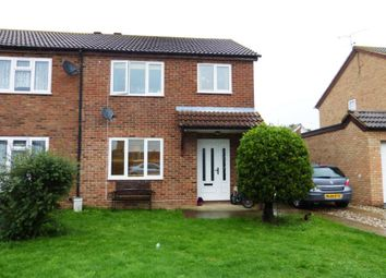 Thumbnail 3 bed semi-detached house to rent in Cornwall Road, Herne Bay