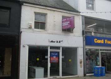 Thumbnail Retail premises to let in High Street, Bangor