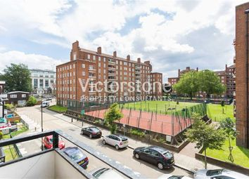 Thumbnail 4 bed flat to rent in Castle Road, Camden, London