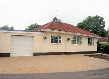 Thumbnail 3 bed detached bungalow for sale in Surrey Avenue, Oldham