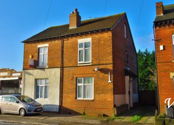Thumbnail 4 bed semi-detached house for sale in Fox Hollies Road, Acocks Green, Birmingham