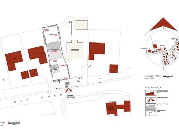 Land for sale in Ely Road, Prickwillow, Ely CB7