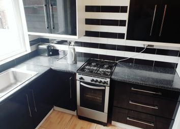 Thumbnail 4 bed terraced house to rent in Kippax Street, Rusholme, Manchester