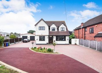 Thumbnail 5 bed detached house for sale in Stanford-Le-Hope, Essex, .