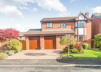 Thumbnail 4 bed detached house for sale in Lee Fold, Astley, Tyldesley, Manchester