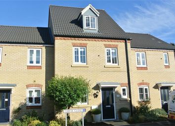 Thumbnail 3 bed terraced house for sale in Thirsk Close, Bourne, Lincolnshire