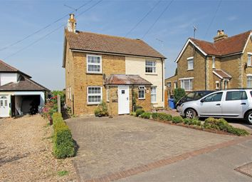 Thumbnail 2 bed semi-detached house for sale in The Street, Bapchild, Sittingbourne, Kent