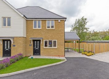 Thumbnail 3 bed semi-detached house for sale in Orchard Court, Lynsted, Sittingbourne