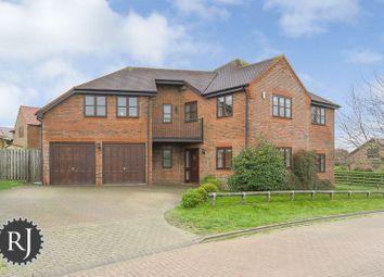 Thumbnail 5 bedroom property for sale in Alpine Croft, Shenley Brook End, Milton Keynes