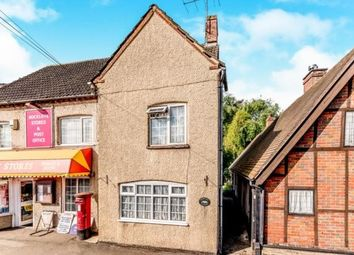 Thumbnail 2 bed cottage to rent in Watling Street, Hockliffe, Leighton Buzzard