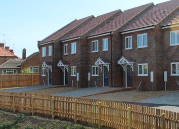 Thumbnail 3 bed terraced house to rent in Millie Court, King's Lynn