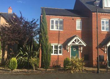 Thumbnail 3 bed semi-detached house for sale in Stryd Y Wennol, Stryd Y Wennol, Ruthin, Denbighshire