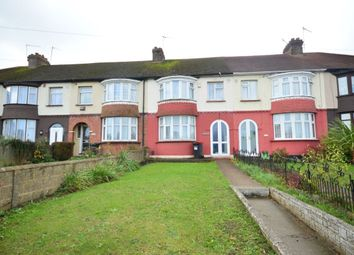 Thumbnail 3 bed terraced house to rent in Rochester Road, Gravesend