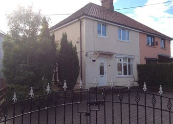 Thumbnail 3 bed property to rent in Celyn Avenue, Caerphilly