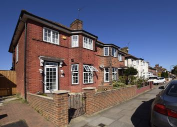 Thumbnail 3 bed property for sale in 13 Chalfont Avenue, Wembley, Middlesex