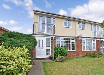 Thumbnail 3 bed end terrace house for sale in Lakeview Close, Snodland, Kent