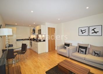 Thumbnail 1 bed flat for sale in Denison House, Lanterns Way, London