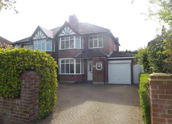 Thumbnail 3 bed semi-detached house for sale in Allport Road, Bromborough