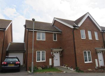 3 bed end terrace house for sale in Montreal Close, Peacehaven BN10