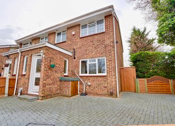 Thumbnail 2 bed semi-detached house for sale in Chestwood Grove, Hillingdon