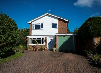 Thumbnail 4 bed detached house for sale in Nash Close, Reading
