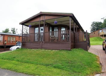 Thumbnail 2 bed lodge for sale in 1 Forth View, Leven
