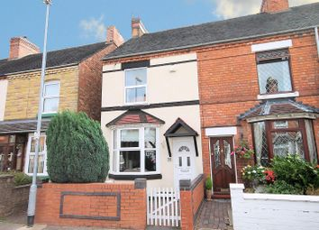 Thumbnail 2 bed end terrace house for sale in Park Street, Tamworth