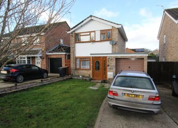 Thumbnail 3 bed detached house for sale in Martin Way, Calne