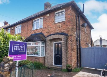 Thumbnail 3 bed semi-detached house for sale in Westminster Drive, Grimsby