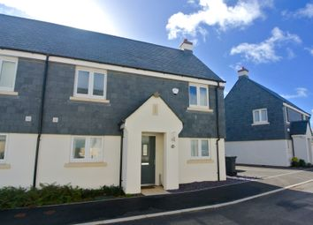 Thumbnail 3 bed semi-detached house for sale in 4 Hockey Fields, Stoke Fleming, Dartmouth, Devon