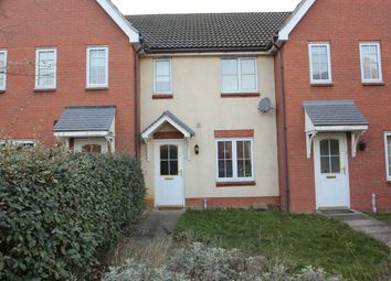 Thumbnail 2 bedroom terraced house to rent in Baird Grove, Kesgrave, Ipswich