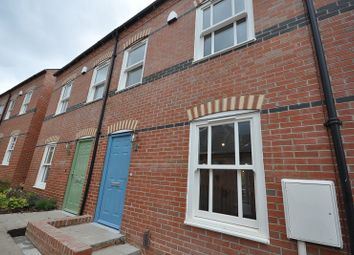 Thumbnail 3 bedroom town house to rent in Hardy Street, Kimberley, Nottingham