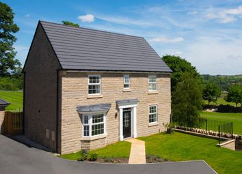 "Thumbnail 4 bed detached house for sale in ""Layton"" at Pool Road, Otley"