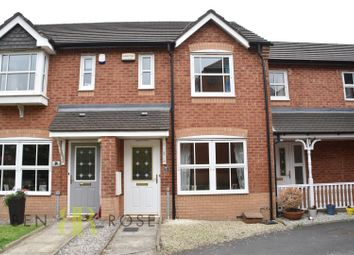 Thumbnail 2 bed terraced house for sale in Carnoustie Drive, Euxton, Chorley
