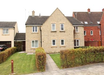 Thumbnail 2 bedroom terraced house for sale in Rigel Close, Swindon