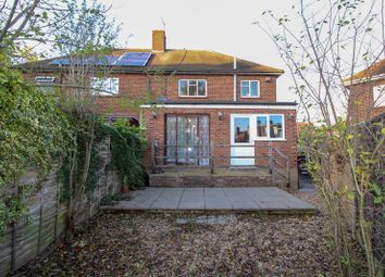 3 bed semi-detached house for sale in Nupton Drive, Arkley, Barnet EN5