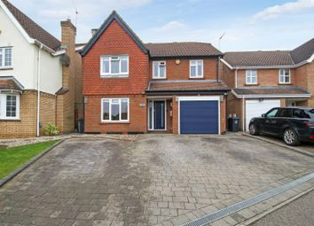 4 bed detached house for sale in The Finches, Hertford SG13