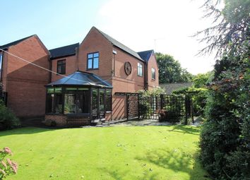 Thumbnail 3 bedroom semi-detached house for sale in Grove Mews, Eastwood, Nottingham